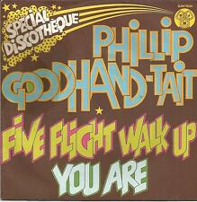 PHILLIP GOODHAND-TAIT Five flight walk up FRENCH SINGLE DJM 1973