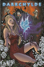 "DARKCHYLDE GIUBILEO EDIZIONE # 1 variant A-COMIC ACTION - ""PP"" 9/30 - Top"