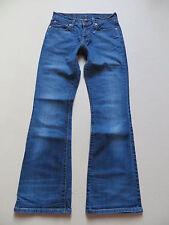 Levi's® 529 Bootcut Jeans Hose W 28 /L 32, Stretch Denim mit TOP Waschung, RAR !