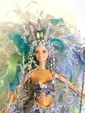 BARBIE Fashion Royalty OOAK  SIRENA MERMAID  green