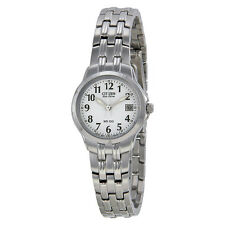 Citizen Eco-Drive Silhouette Ladies Watch EW1540-54A
