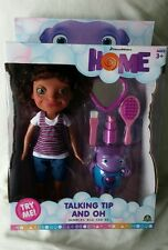 Talking Tip &  Oh Doll & Figure Home Movie Dreamworks New Official Genuine