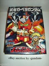 BB Senshi 206 SD Musha Gerbera Gundam Bandai Super Deformed model kit 2000 issue