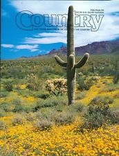 1999 Country Magazine: Arizona Organ Pipe Cactus National Park