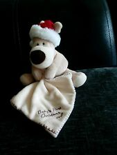 Boofle,boofle baby babys first Christmas soft plush