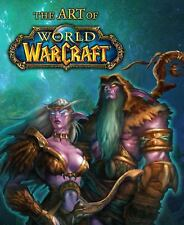 The Art of World of Warcraft, BradyGames, Good Book
