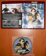Sky Captain y el Mundo del Mañana HD-DVD 1080p (NO Blu-Ray, NO DVD) Ver.Española