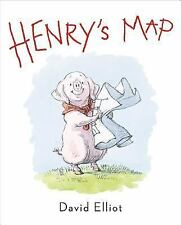Henry's Map-ExLibrary
