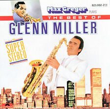 Max Greger Plays Glenn Miller 1997 by Greger, Max *NO CASE DISC ONLY*