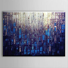 Modern Hand-painted Wall Art Canvas Abstract Oil Painting Wall Decor Home