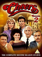 CHEERS (THE COMPLETE SECOND SEASON), SEALED 22 EPISODE 4 x DVD FROM 2004