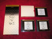 PINK FLOYD - THE WALL Mobile Fidelity / MFSL GOLD 24k 2-CD Box Set W/Longbox!!