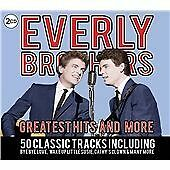Everly Brothers Everly Brothers: Greatest Hits and More CD