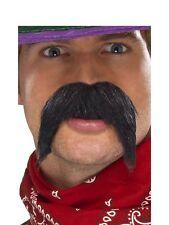 Costume Déguisement Bandit Mexicain Amigo Grand et Touffu Moustache (SM39284)