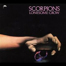 Scorpions-solitario CROW CD 7 tracks REMASTERED NUOVO