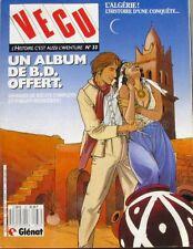 Revue VECU n°33 - 1988 - Album complet - L'Algérie l'histoire d'une conquête -