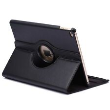 Apple iPad Air 2 Smart Cover Custodia Protettiva con tracolla finta pelle nero