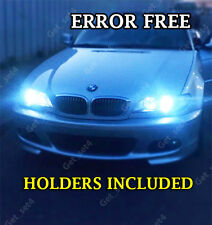 BMW 3 SERIES E46 XENON HID CONVERSION KIT + METAL BASE BULBS CANBUS INC HOLDERS