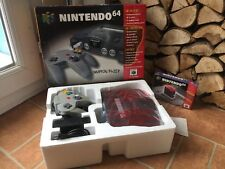 Nintendo 64 N64 Console 007 -  Boxed EXCELLENT CONDITION - With Expansion