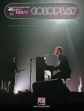 Good, Coldplay (E-Z Play Today), Neil Young, Book