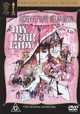 My Fair Lady (DVD, 2004, 2-Disc Set)**VGC**R4**Rex Harrison