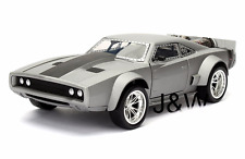 Jada Dodge Ice Charger Dom's Charger Fast and Furious 1/24 98291 ts1