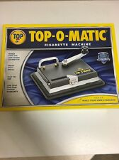 top o matic cigarette machine