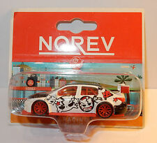 NOREV 3 INCHES 1/54 CITROEN C-ELYSEE WTCC RED CAT SHA DO RACING IN BLSITER BOX