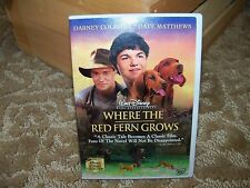 Where The Red Fern Grows (DVD, 2004) EUC