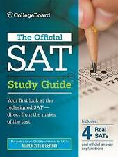 Official Study Guide for the New SAT, The College Board