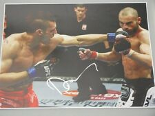 """DAN 'THE OUTLAW' HARDY Hand Signed Huge 16""""x20"""" Photo"""