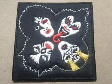 Kiss Embroidered patch New York Dolls Van Halen