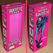 "MEGO 8"" MR FANTASTIC FANTASTIC FOUR BOX ONLY"