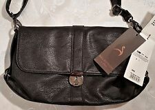 AUTHENTIC SELECTION BY S'OLIVER  BLACK WOMEN'S SHOULDER BAG