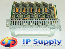 CISCO NM-30DM Network Module  with 30 Digital Modems Installed 6MthWtyTaxInv