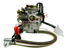 NEW - 50CC SCOOTER MOPED GY6 CARBURETOR CARB CHINESE PARTS - 4 STROKE ENGINE
