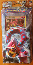 Pokemon Gears of Fire, Steam Siege, Volcanion 721, trading cards