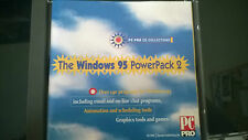 Windows 95 Power Pack 2 from PC Pro - Utilities & Programs - Shareware & trial