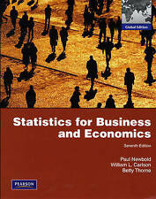 Statistics for Business and Economics and MathXL Student Access Card Package