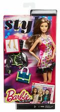 Mattel CLL35 Barbie Glam Party-Moden Teresa Puppe , NEU,OVP