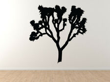 JOSHUA TREE YUCCA PALM DESERT U2 WALL DECAL STICKER