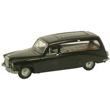 1:76 Black Hearse Oxford Diecast Daimler Ds420 - Model Car Collectable Gift