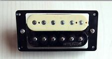 1 Pcs Wilkinson 'Zebra' Electric Guitar Humbucker - Bridge Humbucker Pickup