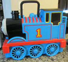 Thomas The Tank Take Along 3D Storage Case Handle  Holds 17 Trains