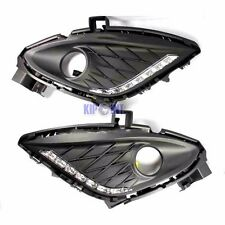 For 2012-2014 MAZDA5 Bumper LED Daytime Running Light DRL Fog Lights ( LH+RH )