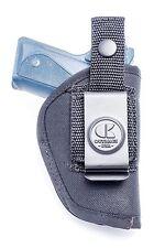 Nylon IWB Inside & OWB Belt Holster for Beretta Tomcat 20 3032 21 950s, Kel-Tec