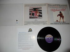 The Woman in Red Stevie Wonder Dione Warwick 1984 1st VG++ ULTRASONIC CLEAN