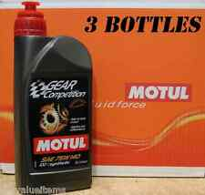 Motul GEAR FF COMP COMPETITION  75W140 - 75W-140 - 75W 140 - 1 L - 101161 - New
