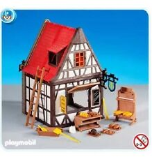 Playmobil 6219 Medieval Bakery Knight Castle Building New in box