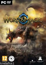 Worlds of Magic (PC) Polish New Sealed Polska